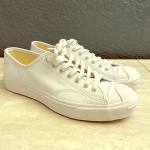 CONVERSE Jack Purcell Men's leather low top shoes
